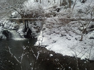 冬はやっぱり温泉♪