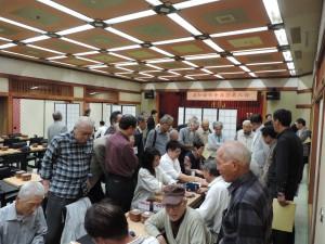 平成26年度温知会杯争奪囲碁大会