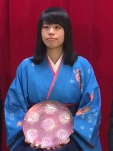 第2回会津中央病院杯・女流囲碁トーナメント戦決勝戦結果