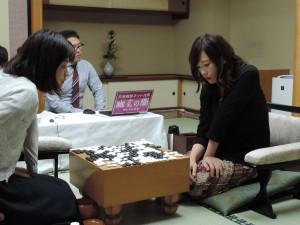 第4回会津中央病院・女流立葵杯 決勝三番勝負 第2局