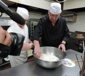 原瀧で『日本料理』を学ぶ!~お寿司を握ろう♪編~
