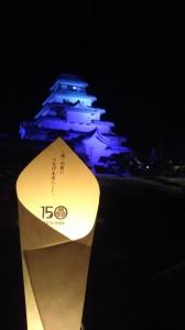 ★会津の冬イベント★絵ろうそく祭り開催中!